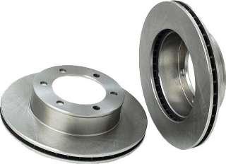 Front Disc Brake Rotors Toyota Tacoma 4Runner Prerunner