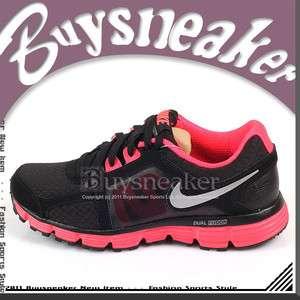 Nike Wmns Dual Fusion ST 2 Black/Metallic Silver Solar Red 2011 454240