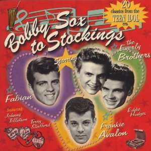 Sox to Stockings Very Best of Teen Idols Various Artists Music
