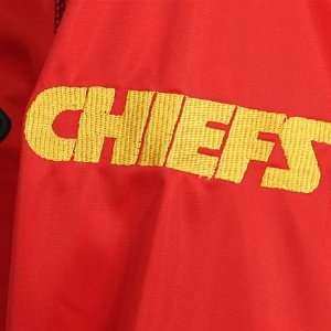 Kansas City Chiefs Track Jacket (Red)