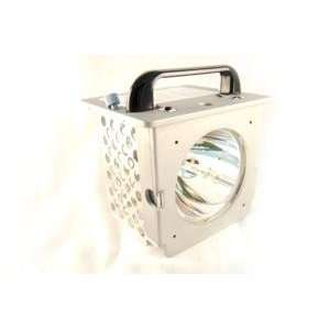RCA 252115 replacement rear projector TV lamp with housing