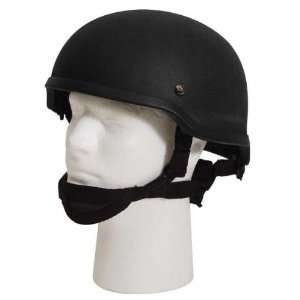 Voodoo Tactical Mich 2002 Special Forces Helmet   Black: