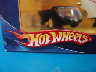 Hot Wheels 1966 Batcycle Sidecar Motorcycle Batman Robin Model