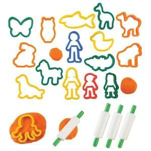 Big Clay Cutter Set Toys & Games