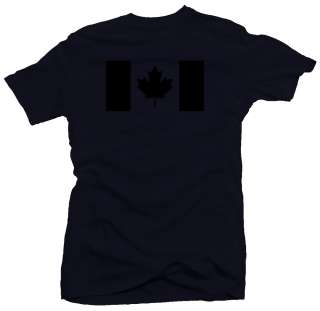 Canada Flag Canadian Military Forces Army New T shirt