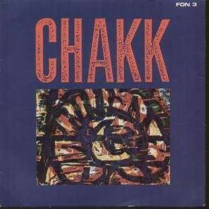 BIG HOT BLUES 7 INCH (7 VINYL 45) UK MCA 1986: CHAKK
