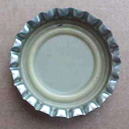 MALTA PUERTO RICO New TURN OFF Beer Crown Bottle Cap PA