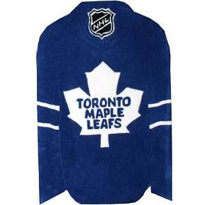 Anglo Oriental Toronto Maple Leafs Jersey Floor Rug