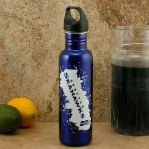 Seattle Seahawks 26oz. Royal Blue Stainless Steel Water Bottle