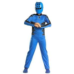 Blue Jungle Fury Power Rangers Costume/Power Rangers Costume