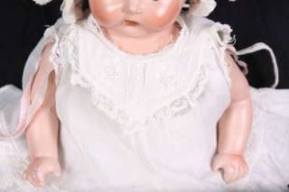AMERICAN CHARACTER BABY DOLL COMPOSITION HEAD AND SOFT BODY