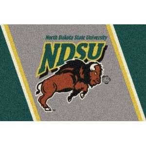 North Dakota State Bison 33 x 45 Team Door Mat: Sports
