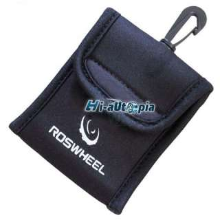 New ROSWHLLWaterptoof Bike Bicycle Repair Tool Kit Bag