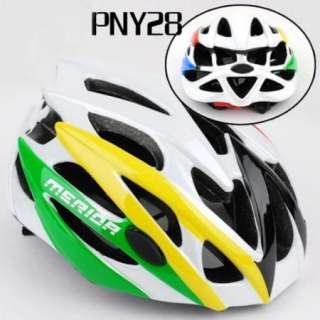 2012 Cycling BMX BICYCLE HERO BIKE ADJUST MERIDA HELMET rainbow