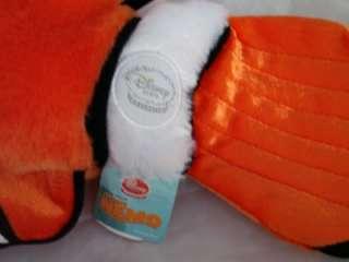 PIXAR Finding Nemo Big Orange Stuffed Fish
