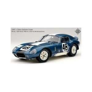 Cobra Daytona Coupe Monza Bondurant Diecast Model Car Toys & Games