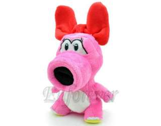 NEW SUPER MARIO BROS BIRDO LOVELY PLUSH DOLL TOY^MX1437