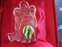 Waterford Crystal ANGEL ORNAMENT 1998 4th Edition