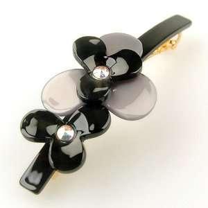Lilas Black   Boulanger Collection (Hand set Swarovski Crystals, Hair