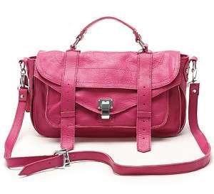 Gossip Girl Blair Real Leather Handbag Satchel Bag Tote