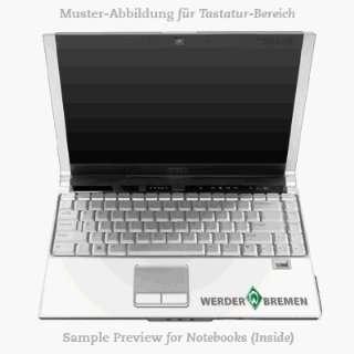 Design Skins for Apple MacBook Pro 17 Tastatur   Werder