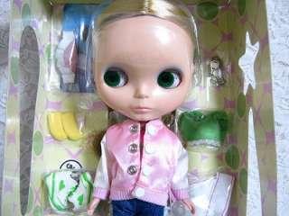 Takara Tomy Neo Blythe Doll Disco Boogie Damaged Box