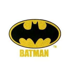 Batman Logo Iron on Applique T shirt Transfer: Everything Else