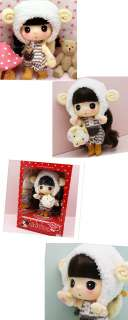 is a Korean lovely cute Doll ddung   Sweety Lamb version Listing