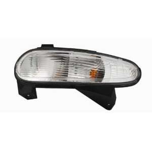 REPLACEMENT PARKING TURN SIGNAL LIGHT LEFT HAND TYC 12 5248 01