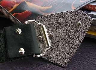 Superman logo fashion Metal Buckle leather Belt BSU1B