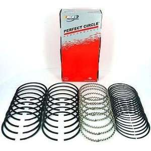 Chevy GM LS1 LS6 5.7 Plasma Moly Piston Ring Set Camaro Automotive