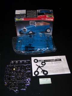 Monogram Classic Car Ford Model Kit Lot Speedwagon, Coupe, Street Rod