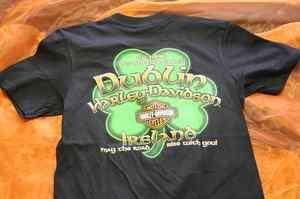 Dublin Harley Davidson Genuine Harley T shirt