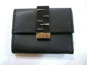Harley Davidson Silver Spike Wallet 97830 06VW