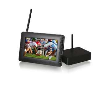 Portable Tv Set Top Box Perp Extender 7in Hd Display Electronics