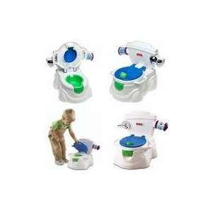 Fisher Price Fun To Learn Potty Electronics
