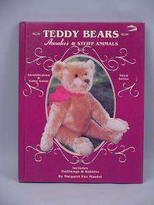 Teddy Bears, Annalees, & Steiff Animals   Mandel 1997