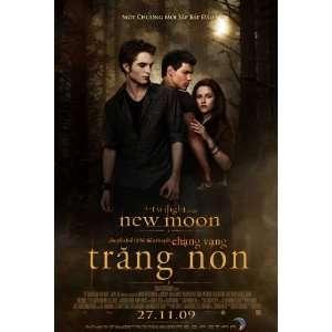 Vietnamese 27x40 Kristen Stewart Robert Pattinson
