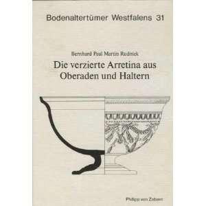 German Edition) (9783805317856) Bernhard Paul Martin Rudnick Books