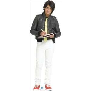 Joe Jonas In Leather Jacket Jonas Brothers Lifesized