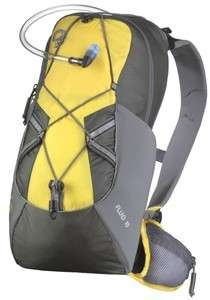 Mountain Hardwear Fluid 10 Litre Backpack Regular Size Red or Yellow