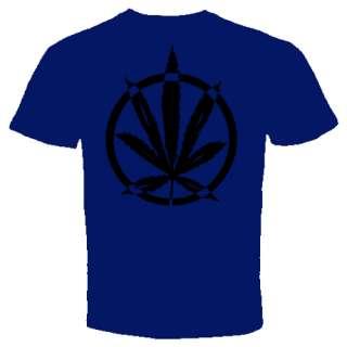 Marijuana Weed Cannabis High T shirt coffee shop cool