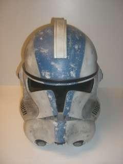 Star Wars 501st Clone trooper helmet, custom painted