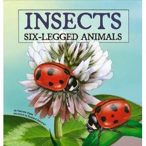 Insects Six Legged Animals (Amazing Science Animal