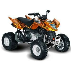 AMR Racing Arctic Cat DVX400, DVX300 and DVX250 models. All Years. ATV