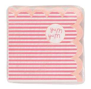 Pink n Mix GIRLS GINGHAM & SPOTTY PARTY PAPER CUPS / PLATES and/or