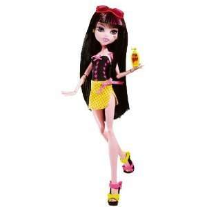 Monster High Gloom Beach Draculaura Doll