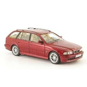 BMW 520i Touring (E 39), 2002, Model Car, Ready made, Neo