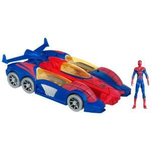 The Amazing Spider Man Mega Battle Racer Toys & Games