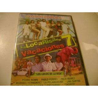 LA RISA EN VACACIONES 7 DVD Region 1 & 4 ~ Pablo y Paco) Lina Santos
